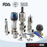 Soupape de commande liquide de catégorie comestible d'acier inoxydable (JN-1006)