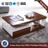 Tavolino da salotto del tè della melammina della mobilia del salone di modo (HX-6M404)
