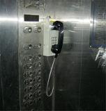 Telefone de serviço público do telefone Knzd-05 Koontech do banco com indicador do LCD