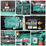 Diesel van het Type 6BTA5.9-G2 van Motor 96kw 120kVA van Cummins Open Mariene Generator met DiepzeeControlemechanisme