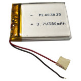 3.7V Pl585460 Polymer Lithium Ion Battery (2000mAh)