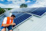 mono painel 130W solar para a energia sustentável
