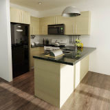 Nuovo Wood Kitchen Furniture per Cabinet