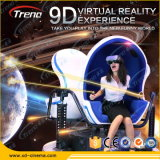 Home Useのための9d Egg Vr Cinemaのための3dof Electric Platform Amusement Game Machine