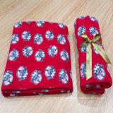 높은 Warmth Retention 및 Comfortable Travel Blanket Plain Outdoor Coral Fleece Blanket