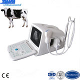 Ce Portable Veterinary Ultrasound Scanner avec 2 Probe Connectors