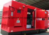 тепловозный молчком генератор 30kVA-2250kVA с Чумминс Енгине (CK32000)