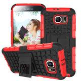 Caja protectora del teléfono móvil de la alta calidad para Samsung S6