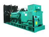 generatore diesel ad alta tensione 3kv-11kv di 50Hz 1500kw Googol