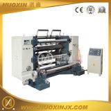 Alumnium hoja / película / papel de corte longitudinal y rebobinado de la máquina