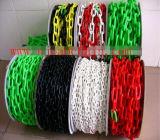 Verniciato pescare la catena a maglia con bello colore