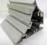 Алюминий индустрии прессовал профили алюминия форм