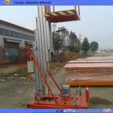 Plataforma de la elevación de la aleación de aluminio de Sjy