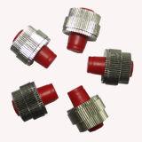 De regelbare St FC 1-30 dB Singlemode Multimode Veranderlijke Demper van de Optische Vezel