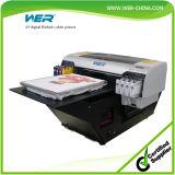 Vestuário A2 e impressora Desktop da tela