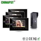 Seguridad casera intercomunicador video del teléfono video de la puerta de 7 pulgadas (PST-VD7WT1)