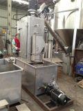 Automatischer Edelstahl-Plastikentwässernmaschine für trocknenden Plastik