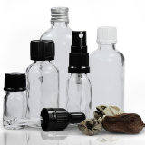 يخلي [5مل] [10مل] [15مل] [20مل] [30مل] [50مل] [100مل] زجاجيّة قطّارة زجاجات