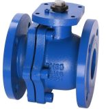 세륨을%s 가진 낮은 Pressure Cast Iron Gg25 DIN Ball Valve