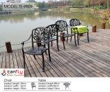 Heiße verkaufende moderne Gussaluminium-Patio-Möbel im im Freiengarten