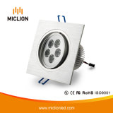 5W Aluminum+PC LED Downlight mit Cer