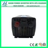Invertitore di energia solare dell'UPS 5000W DC12/24V AC220V/110V con il caricatore (QW-M5000UPS)