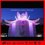 Лотоса шнура таможни 10 m 100 СИД нового продукта свет 2015 праздника рождества светов привесного декоративного привесной декоративный цветастый