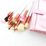Heißer Verkauf 20 Stücke rosafarbene Farben-Verfassungs-Pinsel-