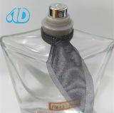 Frasco de vidro encantador 100ml 25ml do perfume quente da venda Ad-P432