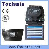 Splicer inteligente automático da fusão do tipo de Techwin