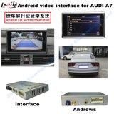 Audi A7, A8, Q3, Q5, Q7를 위한 HD 차 다중 매체 사진기 GPS 영상 공용영역