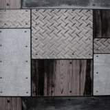 Papel de parede italiano moderno do desenhador 2016 para o banheiro