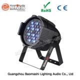 36*3W RGB LED Aluminium-NENNWERT Licht