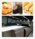 Four bon marché en gros de traitement au four de gaz de tunnel de pain/biscuit