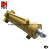 Cilindro telescópico do óleo hidráulico para a maquinaria de construção