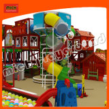 De grote BinnenApparatuur van de Speelplaats van Kinderen voor het Centrum van het Vermaak van de Familie