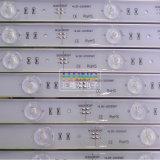 Lumière de bande rigide polychrome du contre-jour LED de commande de RVB IC