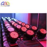 Venta caliente 54pcs modernos Exterior Luz Par LED luces y elementos de alumbrado