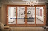 De Schuifdeur van het Frame van het Aluminium van twee Sporen voor Woonkamer