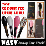 Bestes Package mit LCD Display Hair Straightener Brush