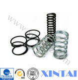 От пружины сжатия металла изготовления Китая изготовленный на заказ спиральной