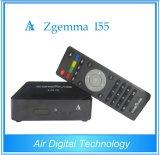 Casella in tutto il mondo di Linux IPTV dei canali di Media Player Zgemma I55 di memoria doppia potente completa del CPU