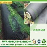 Tela no tejida de los PP para el control de Weed de la agricultura/la estera