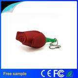 USB rojo hermoso de la memoria de la planta de la impulsión del flash del USB de Rose