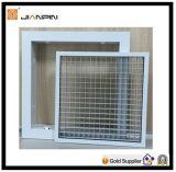 Grade de alumínio da caixa do ovo do condicionador de ar