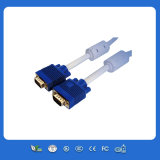 15pin VGA Computer Cable/Monitior Cable with M to F or M to M