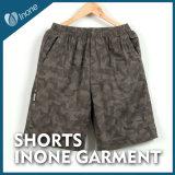 Inone 041 Mens feitos sob encomenda nada calças curtas dos Shorts ocasionais da placa