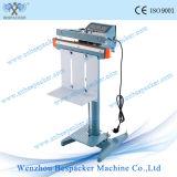 De Verzegelende Machine van de Zak van de Rijst van de Plastic Zak van de voet