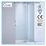 Hot Selling 8mm / 10mm Tempered Glass Shower Door / Shower Screen (A-KW02-D)