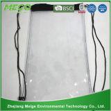 Sac de PVC d'achats de fabrication (MECO120)